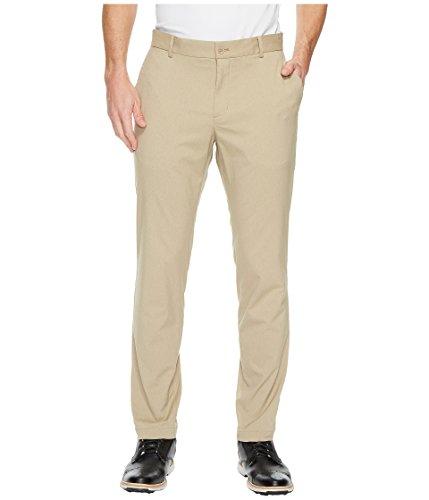 Nike Modern Fit Washed Men's Golf Pants (Khaki, 34W x 32L) (Nike Golf Pants Slim Fit)