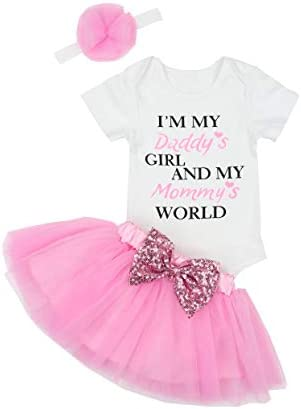 Fathers Outfit Letter Rompers Dresses product image