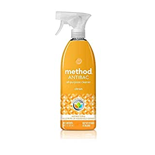 METHOD Antibacterial Citron Cleaner, 28 FZ