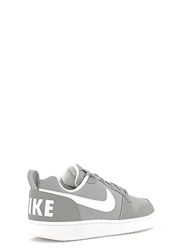Low NIKE Grey Shoe Basketball Men's Court Borough wwzStq