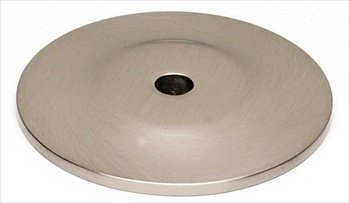 (Alno A815-38P-SN Traditional Knob Cabinet Backplate)