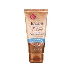 Jergens Natural Glow & Firming Daily Moisturizer, Medium to