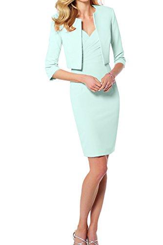 Topkleider - Vestido - Estuche - para mujer azul claro