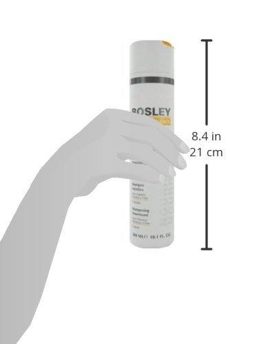 Bosley Professional Strength Bosdefense Shampoo For Color-Treated Hair, 10.1 oz