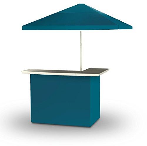 2001w1329 solid sea blue portable