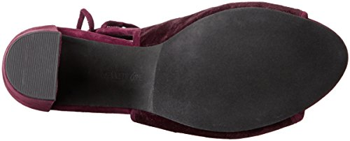 Kenneth Cole New York Women's Darla Dress Sandal Burgundy cgDyWwo
