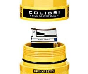 Colibri Tranzpack TSA and DOT Approved Airline Lighter Case