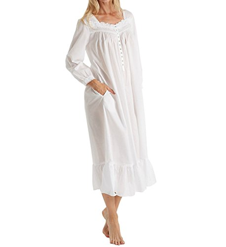 Long Sleeve Ballet Nightgown - 2
