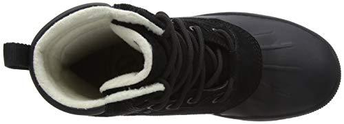 Baskets Noir Mtd black Hautes Aigle Femme Harvea q8zEBE