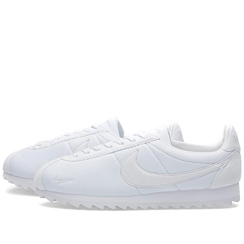 Bianco Bianco da Scarpe Nero nero Classic Bianco Corsa Uomo SP Nike Low Cortez Shark pwzxY4pPq
