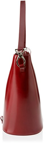 bandoulière 8890 Rouge sac Borse Rosso Rosso Chicca t0OTw7nxqS
