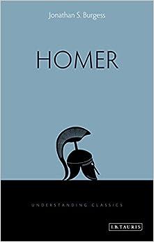 Homer (Understanding Classics)