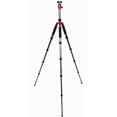 ProMaster XC525 Red Tripod With Head