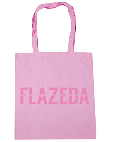 10 x38cm Gym Classic 42cm Flazeda Tote Beach litres Bag HippoWarehouse Pink Shopping 0y84wqyp