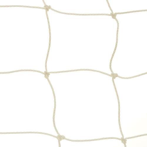 Alumagoal Soccer Net - Alumagoal Club Soccer Net 4MM - 6.5' x 18.5' (Set of 2)