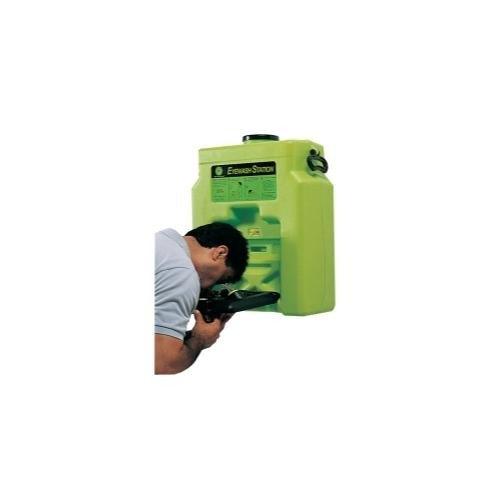 (SAS Safety 8244R60EA 5135 Portable Low Profile Portable Eyewash Station, 15 gallon of Water)