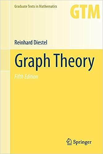 Graph Theory (Graduate Texts in Mathematics)