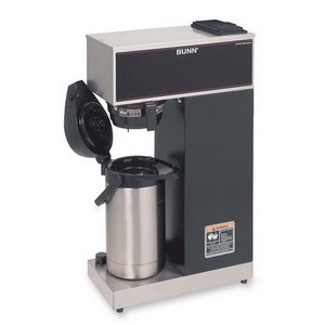 (Bunn VPR-APS Pourover Airpot Coffee Brewer with 2.2 Liter Airpot 120V (Bunn 33200.0014))