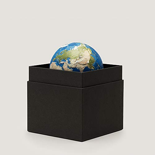 AstroReality Earth Interactive Globe, Award Winning Space Education Toys Teaching Aids for Earth Science, 120mm Diameter 3D-Printed and Handcrafted Model of Earth, Paired with Augmented Reality App. by AstroReality (Image #6)