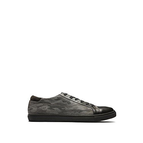 Kenneth Cole New York Mens Kam Camo Sneaker - Uomo Grigio