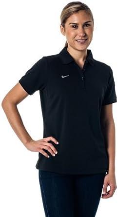 Amazon.com: Nike Dri-Fit Moisture Wicking Women's Polo Shirt ...