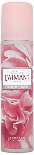 Coty L'Aimant Fleur De Rose Body Spray 2.5oz (75ml)