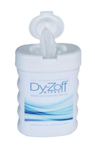 King Research Dy-Zoff Wipes - 50 Count