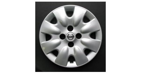 Tapacubos Nissan Note, Micra, Almera, Primera, 35,5 cm 1 tapacubos. Si se necesita un juego, es necesario cambiar la cantidad a 4.: Amazon.es: Coche y moto
