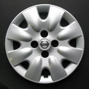 Tapacubos Nissan Note, Micra, Almera, Primera, 35,5 cm 1 tapacubos
