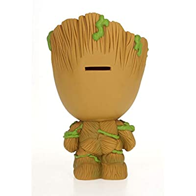 Marvel Groot PVC Bank: Toys & Games