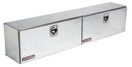 (Weather Guard 391002 Clear Aluminum Hi Super Side Truck Box)