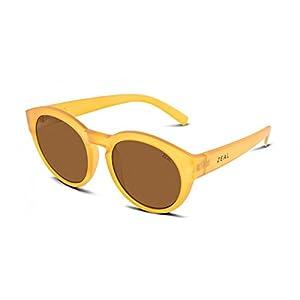 Zeal Optics Fleetwood Sunglasses (Rye Honey, Copper Lens)
