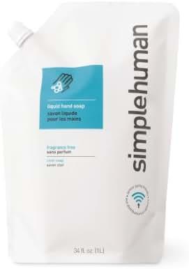 Hand Soap: Simplehuman