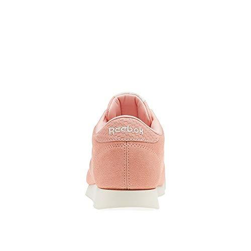36 Sweet Chalk 000 Pink EMB Reebok Femme Princess EU Fitness Rose Chaussures de Woven 07Rvwq