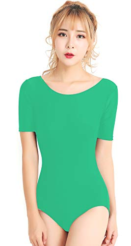 235617326a3c Green Leotard - Trainers4Me