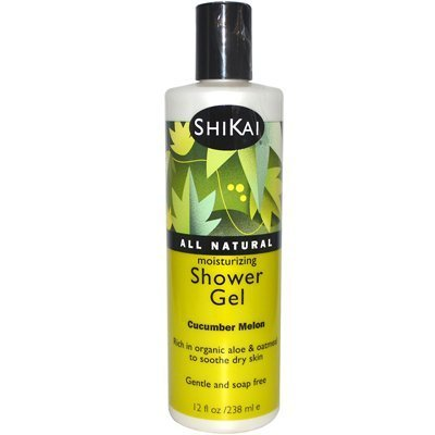 (Shikai Moisturizing Shower Gel Cucumber Melon - 12 Fl Oz by ShiKai)
