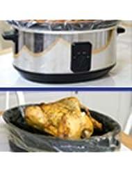 Pansaver EZ Clean Slow Cooker Liner 50 Count Per Pack 10 Per Case