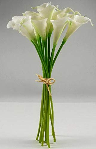 Richland Calla Lily Bouquet Natural Touch 14