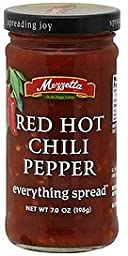Mezzetta Red Hot Chili Pepper Everything Spread (7 oz)