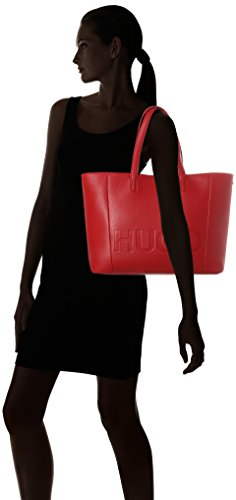Boss Shopper Hugo Sacs Red épaule portés Rouge Mayfair Bright HxwgSwqp