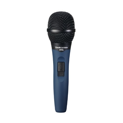 Audio-Technica MB 3k Handheld Hypercardioid Dynamic Vocal Microphone (Hypercardioid Dynamic Mic Vocal)