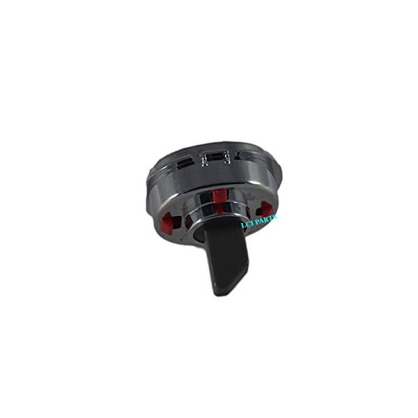 Smeg 5C8550077 Tilt-Head Release Button for Stand Mixer 3