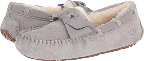Ugg Belle Slippers - UGG Women's W Dakota Leather Bow