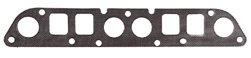 OE Replacement for 1987-2002 Jeep Wrangler Intake and Exhaust Manifolds Combination Gasket (Base/Islander/Laredo/Rio Grande/S/SE/Sahara/Sport)