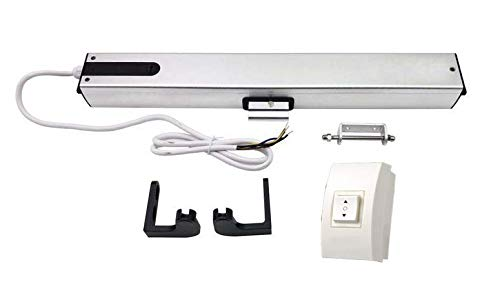 (Homesupplier Automatic Window Opener, Vent Opener, Window Control System with Wall Switch)