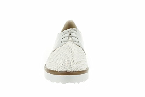 Lince Shoes Blucher Blucher Braided Blanc Lince vOqvnr6