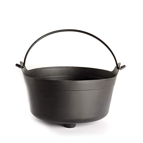 Halloween Witches Cauldron Candy Bucket -
