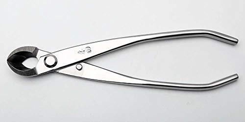 Mu Tian Bonsai Tools Round Edge Cutter Mixed Function of Round Edge and Straight Edge Intermediate Quality 180 Mm (7