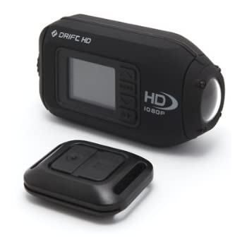 Drift HD Full 1080p High Definition Helmet Action Camera Kit (Discontinued by Manufacturer)