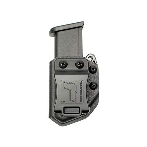 Double Stack Mag - Tulster Universal 9mm/.40 Double Stack Mag Carrier Echo Carrier IWB/OWB (Black)